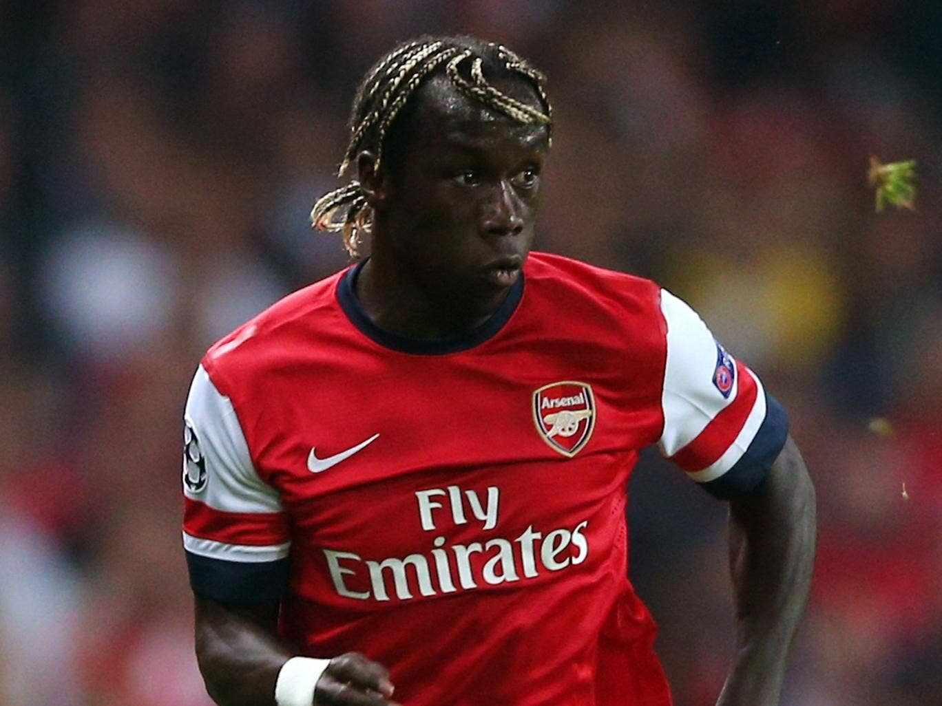 Bacary Sagna's Arsenal contract runs out at the end of the season