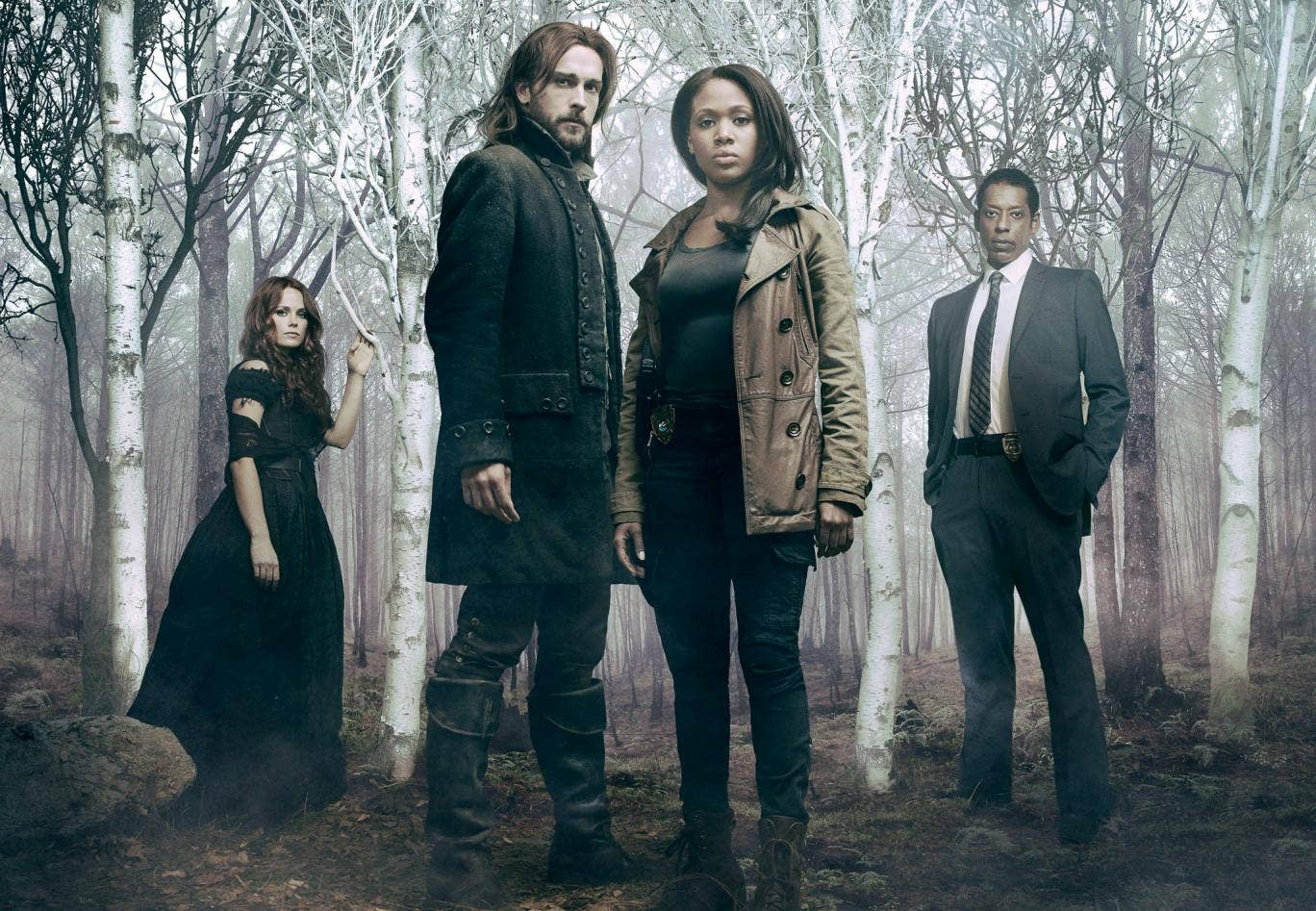 Universal Channel's Sleepy Hollow is closer to Tim Burton's 1999 feature film than Washington Irving's 1820 short story