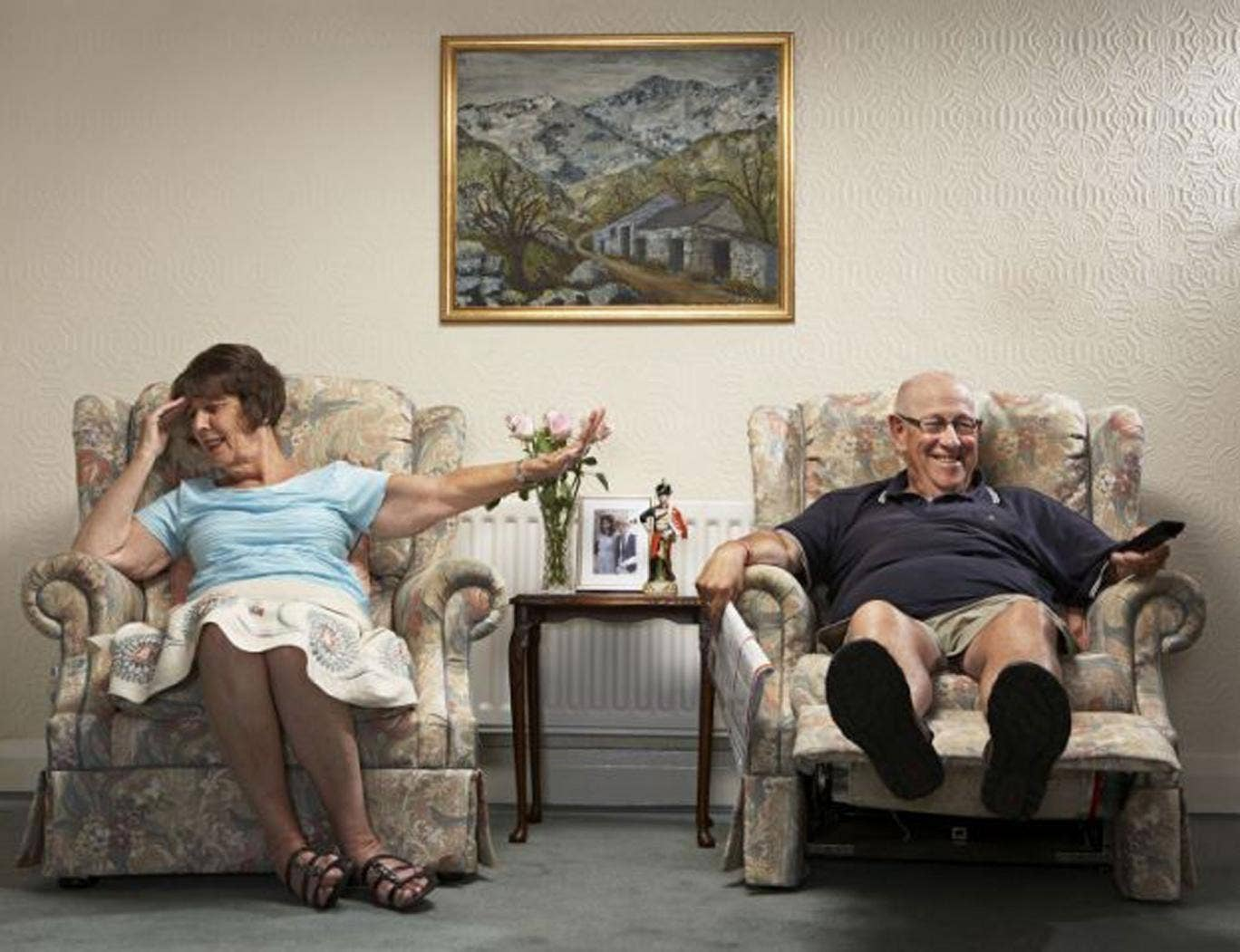 Sofa, so good: 'Gogglebox' allows  us to watch the TV watchers