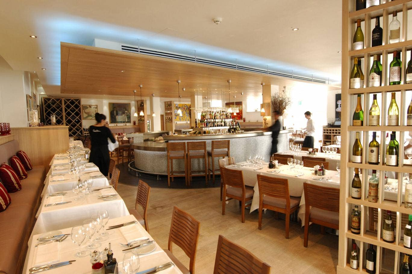 The Seafood Restaurant is the most celebrated of Rick Stein's establishments