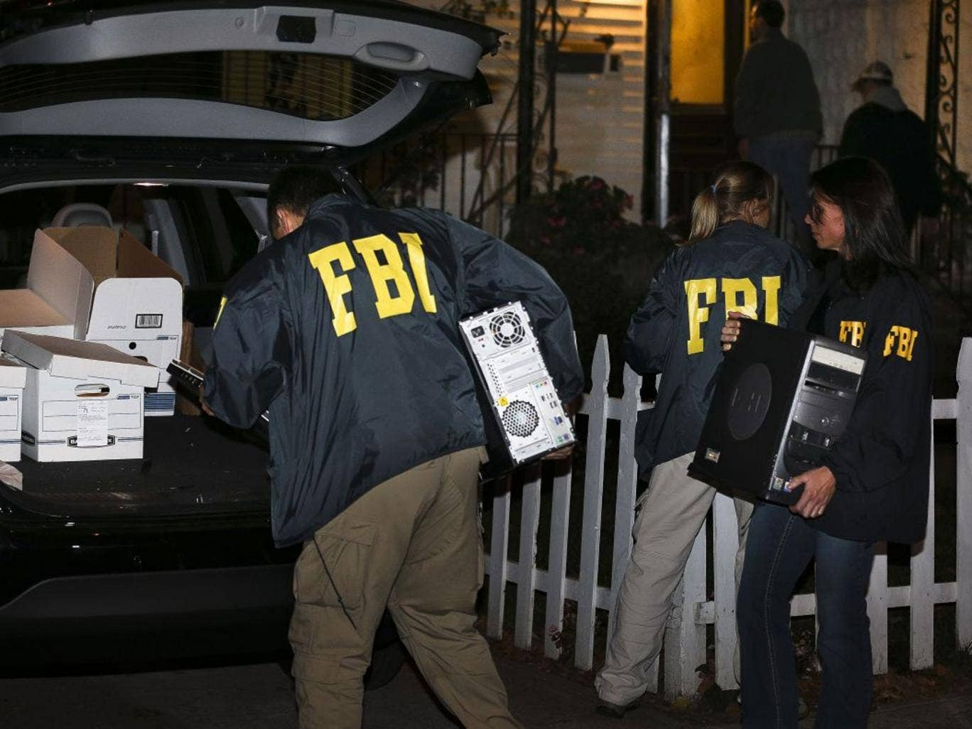 Two rabbis have been arrested after an FBI sting. The agency says they were part of an organisation which charged wives to secure them religious divorces