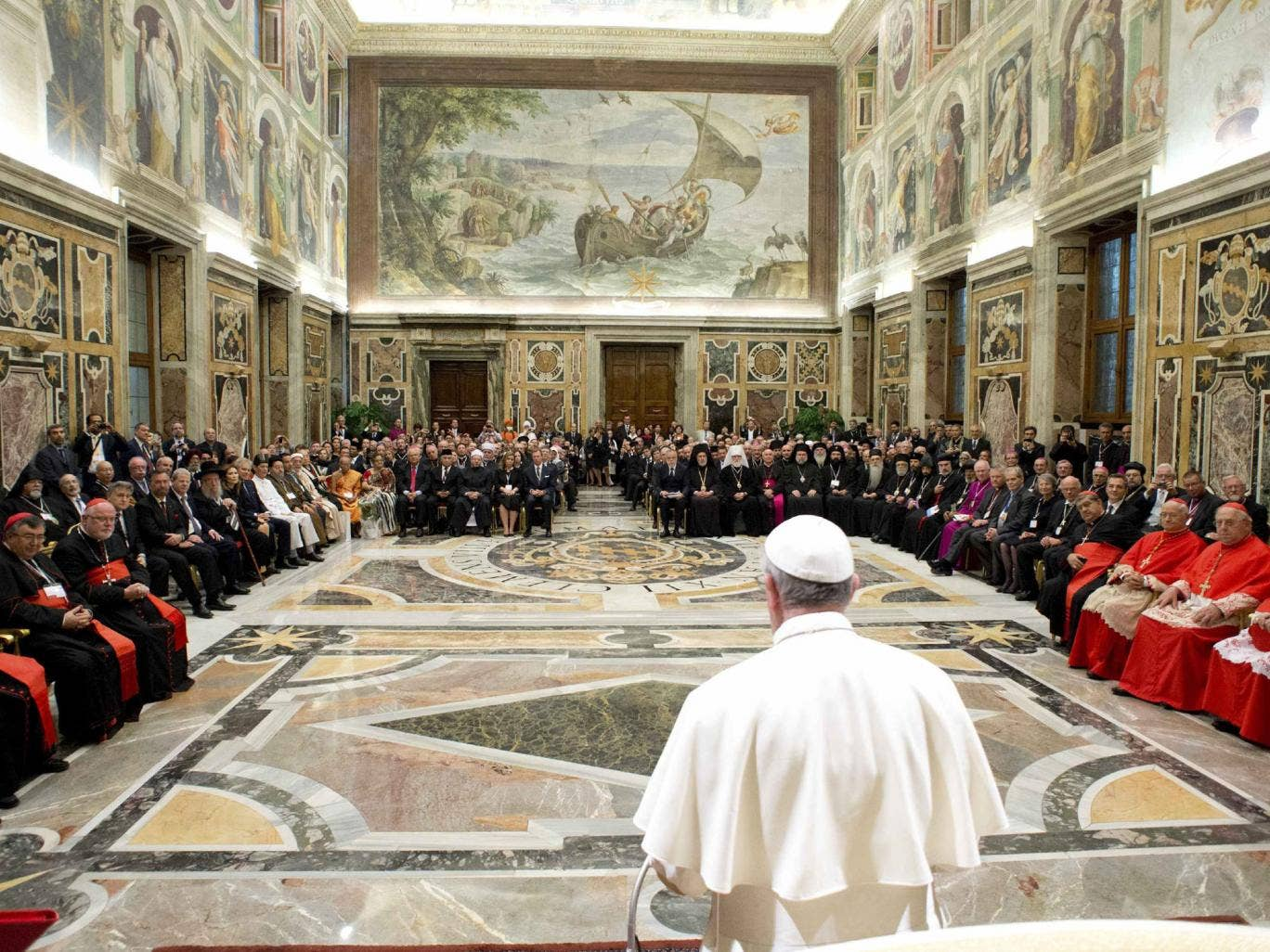 Pope Francis wants to tackle endemic corruption at the Vatican
