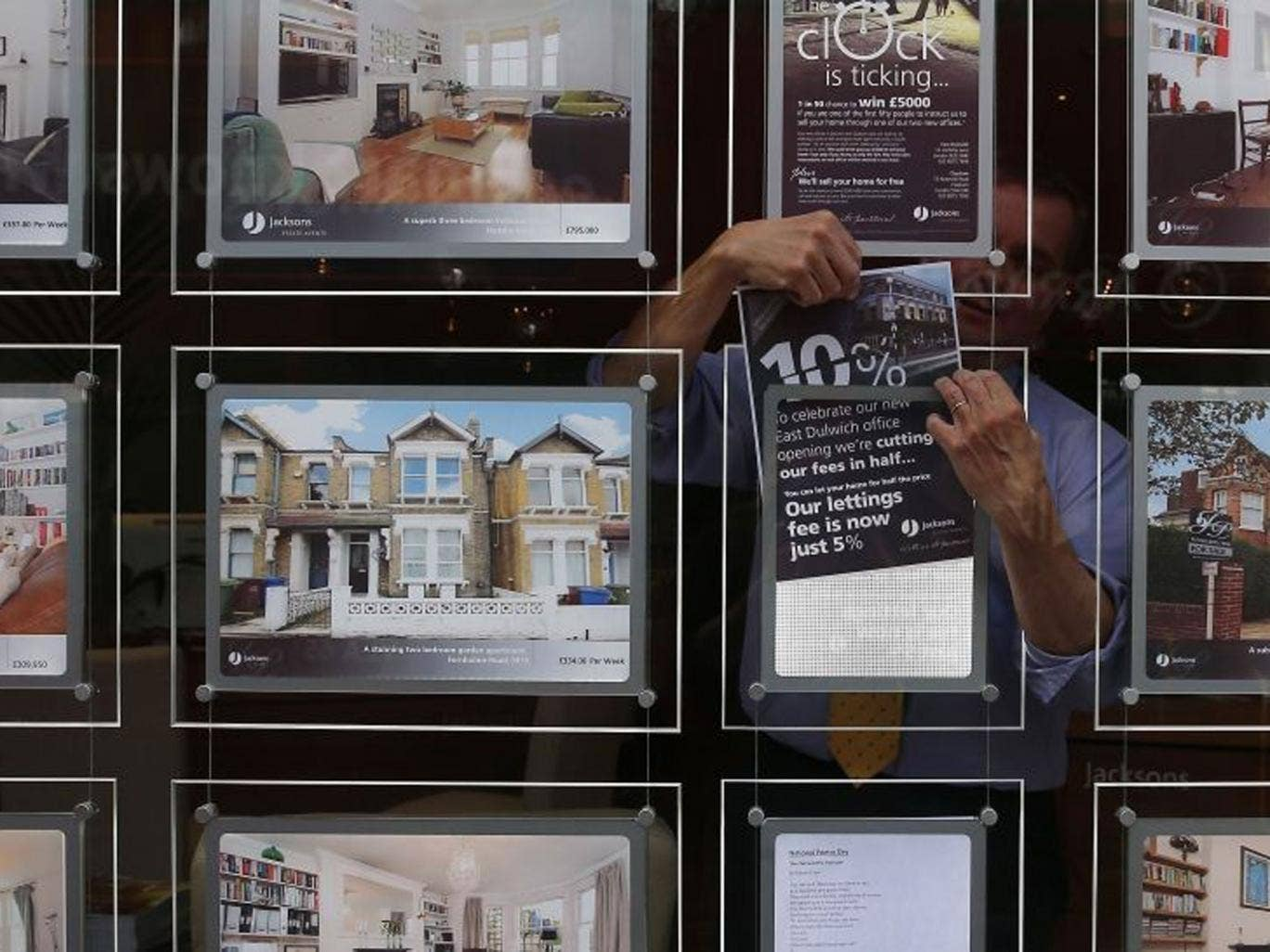 Window of opportunity? While the Government's Help to Buy scheme promises to help new homebuyers across the threshold, the rates are not that cheap