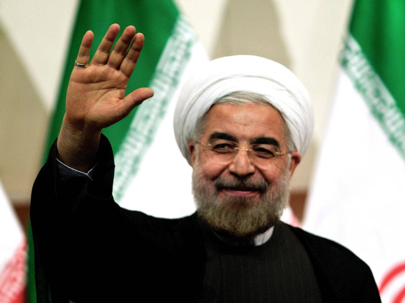 President Hassan Rouhani was elected in 2013 and has styled himself as a reformer
