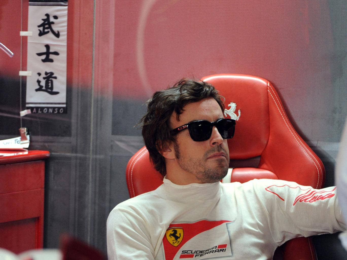 Fernando Alonso has admitted defeat in the race for the 2013 Formula One drivers' championship