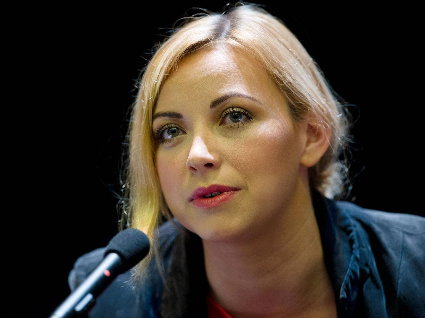 Charlotte Church has launched a scathing attack on the music industry