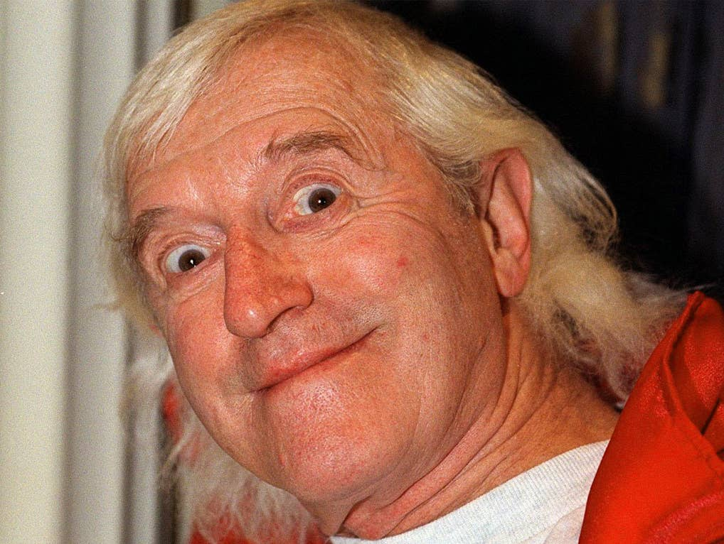 Savile said he had the backing of officers in West Yorkshire Police