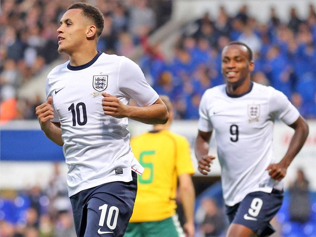 Ravel Morrison was the best player on the pitch