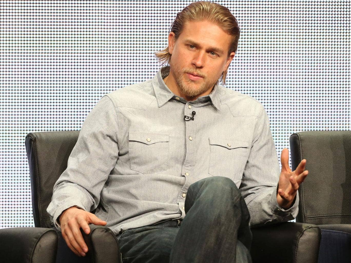 Charlie Hunnam has left Fifty Shades of Grey