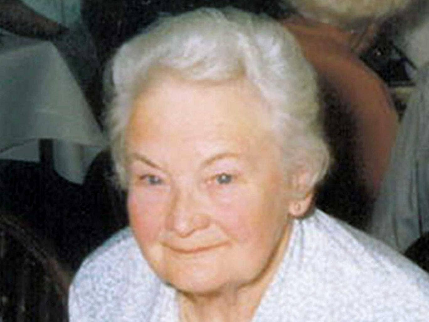 Doris Fielding, one of 19 elderly residents who died at Orchid View care home