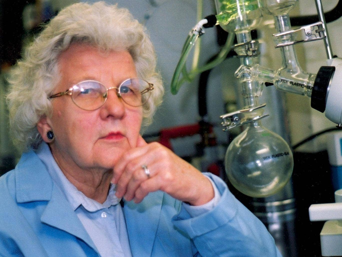 Ruth Benerito was a US Agriculture Department chemist