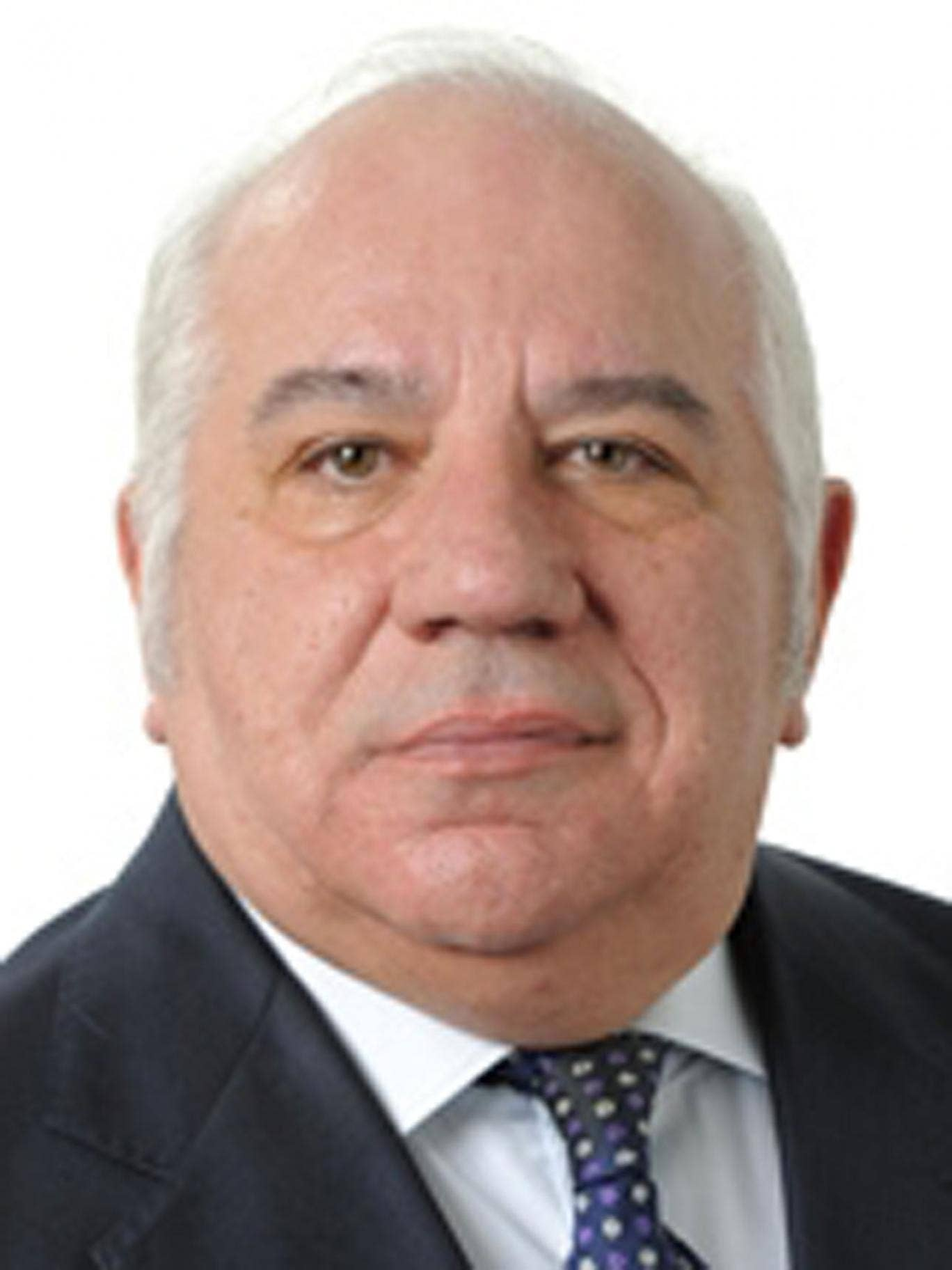 Romanian MEP Dumitru Zamfirescu, who has been accused of only voting to 'cash in' after he doesn't say 'no' to last 541 motions