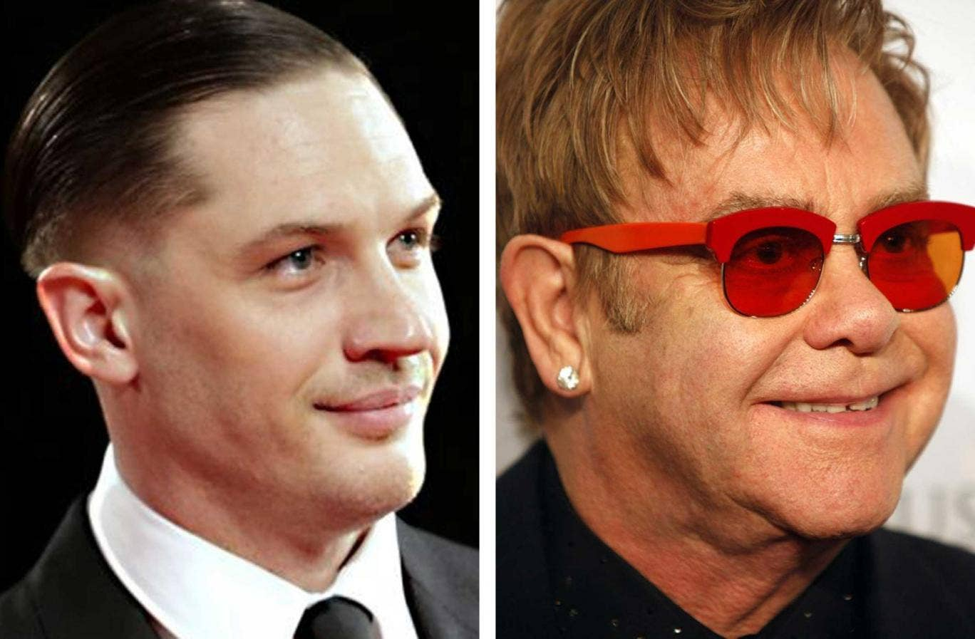 Tom Hardy is establishing a reputation as a versatile actor; his next role will see him play Reg Dwight or as millions know him, Sir Elton John