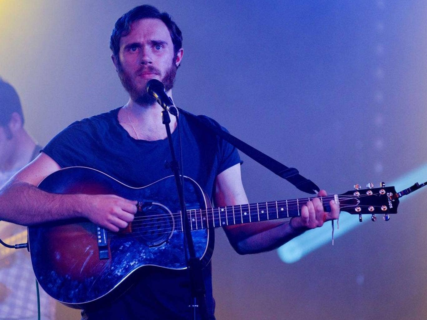 James Vincent McMorrow brings soaring vocal lines to his latest track