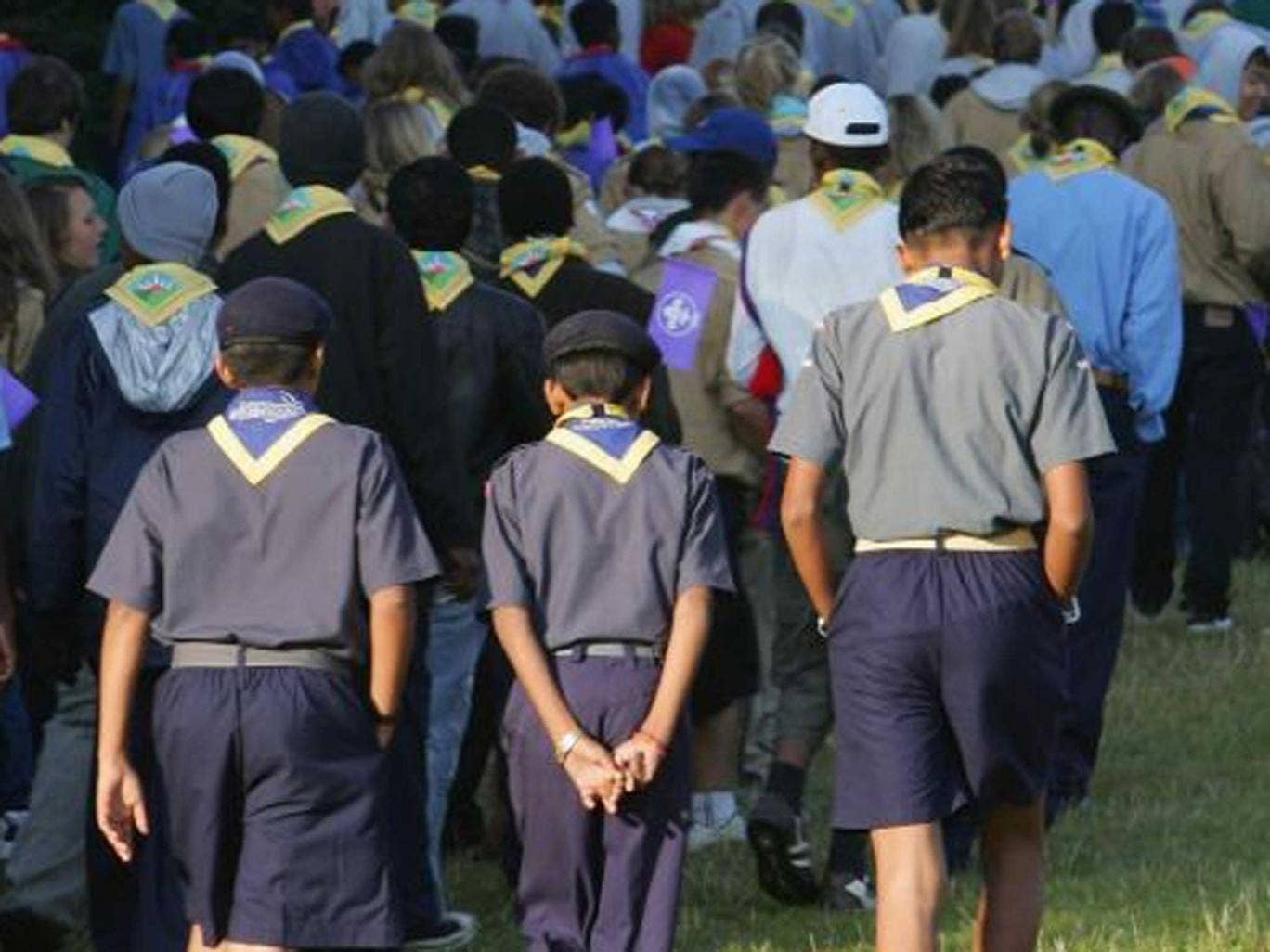 No waiting: The volunteering fund will create more places in the Scouts