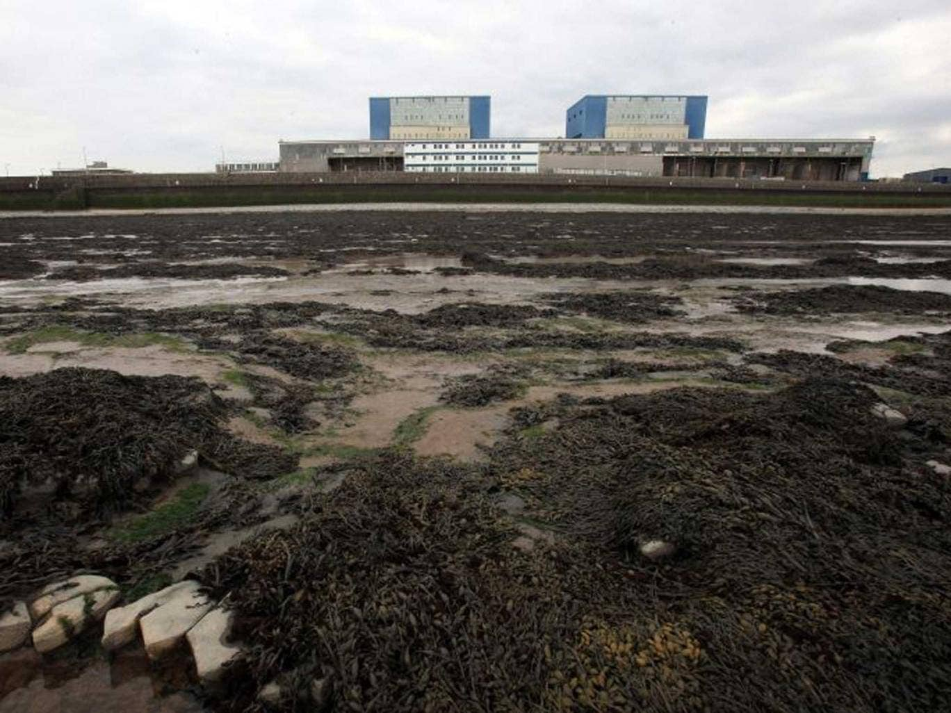 The Hinkley Point A nuclear power station was shut down in 2000