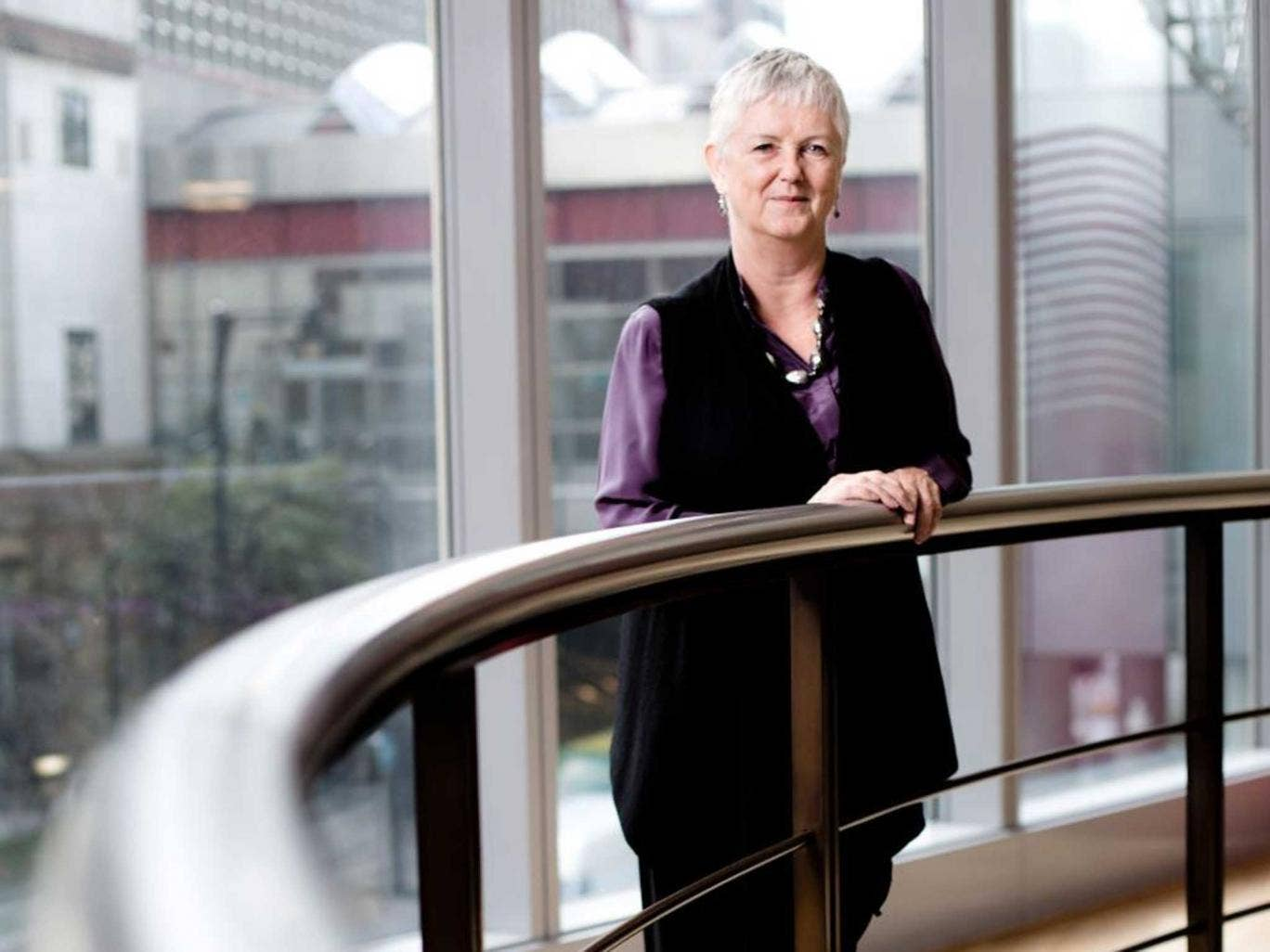 Day of reckoning: Sue Lewis wants to even things up between the mighty banks and their customers