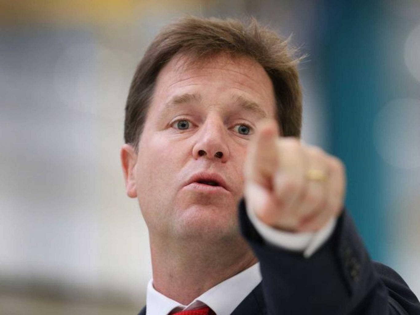 Nick Clegg's plans for all female shortlists could drastically change the make-up of the Liberal Democrats