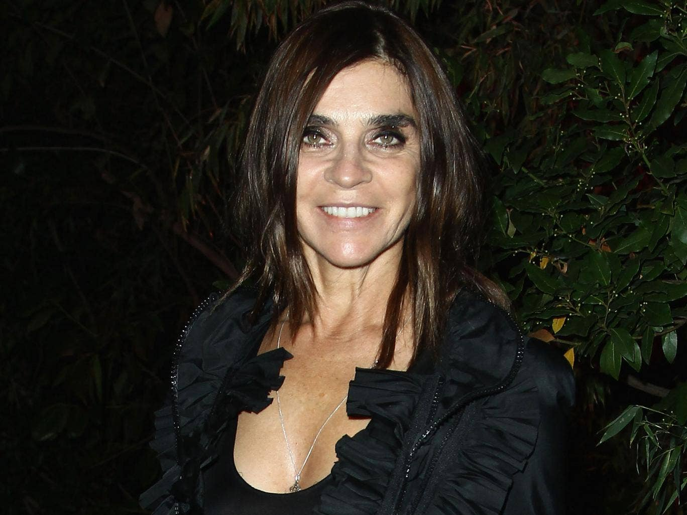 Carine Roitfeld explores her life in fashion in the film Mademoiselle C