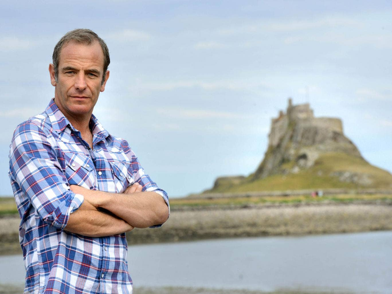 Robson Green in ITV's Tales From Northumberland