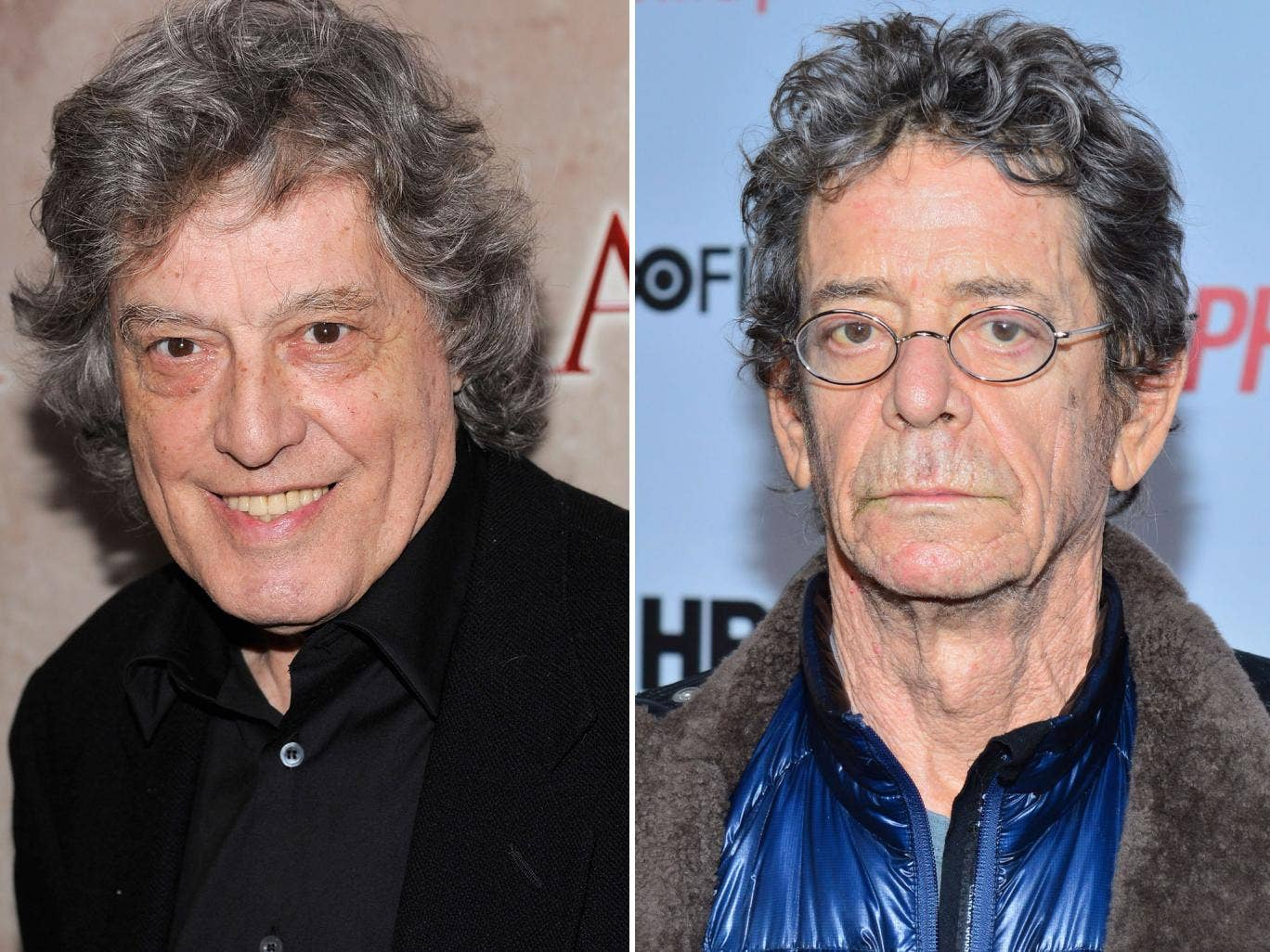 Sir Tom Stoppard has joined the high-profile cultural figures paying tribute to Lou Reed