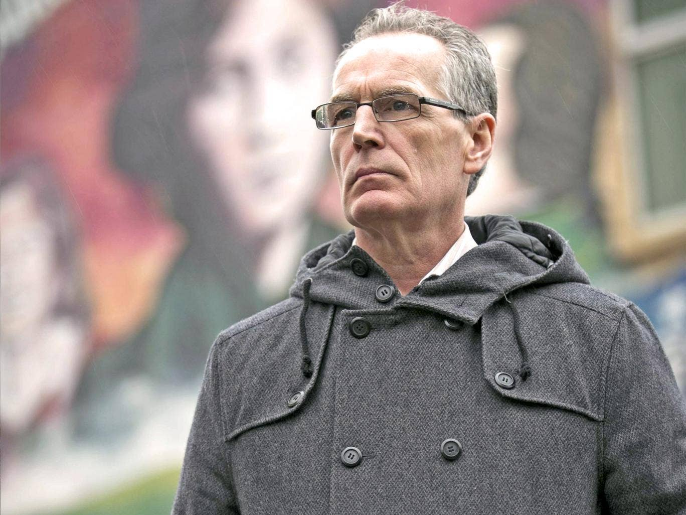 Gerry Kelly is now a member of the Northern Ireland Policing Board and once had responsibility for the now derelict Maze prison
