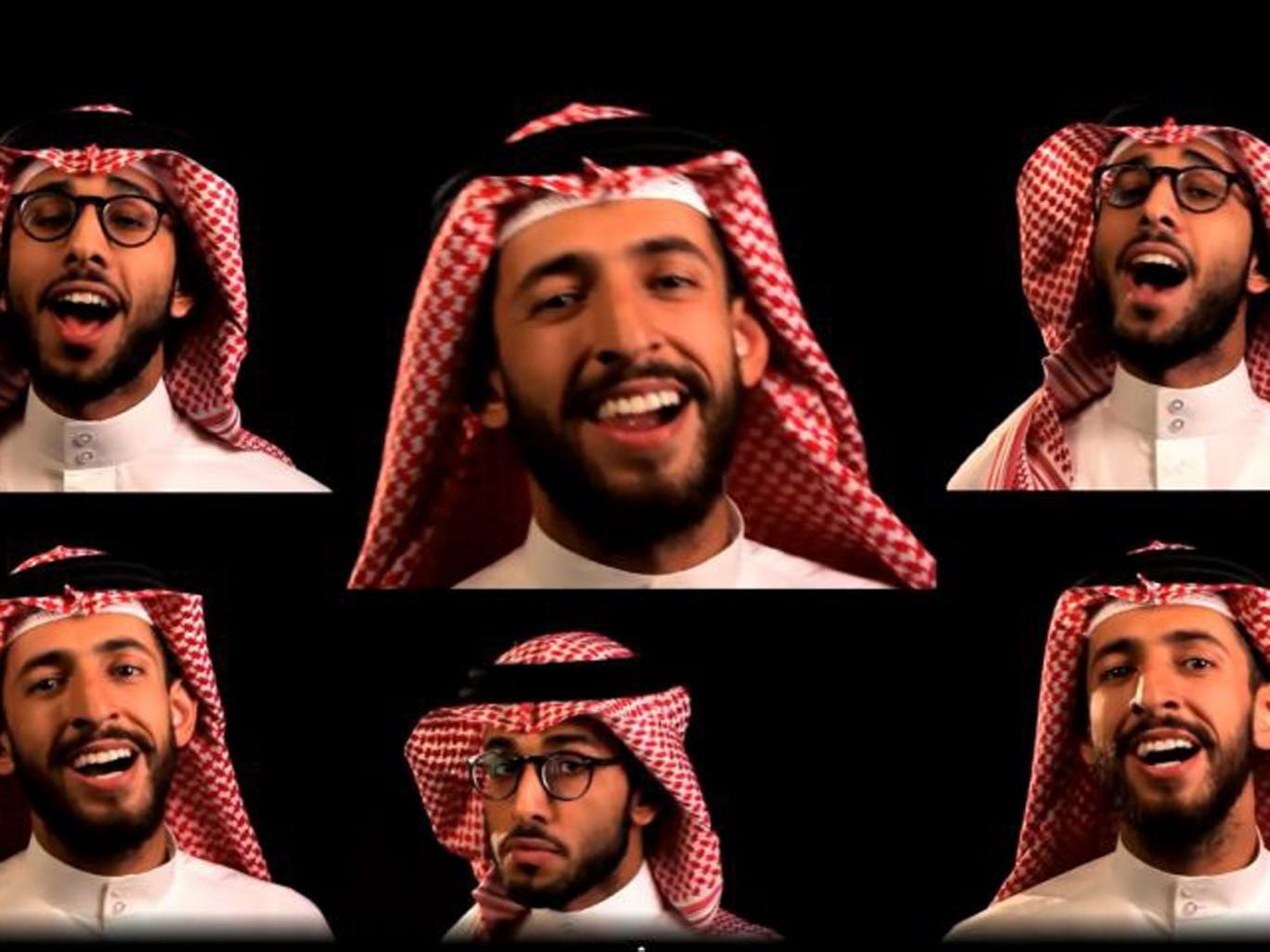 "Hisham Fageeh  sings""No Woman, No Drive"" on YouTube"
