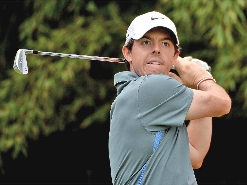 Victory in Shanghai will mean Rory McIlroy qualifies for Dubai finale