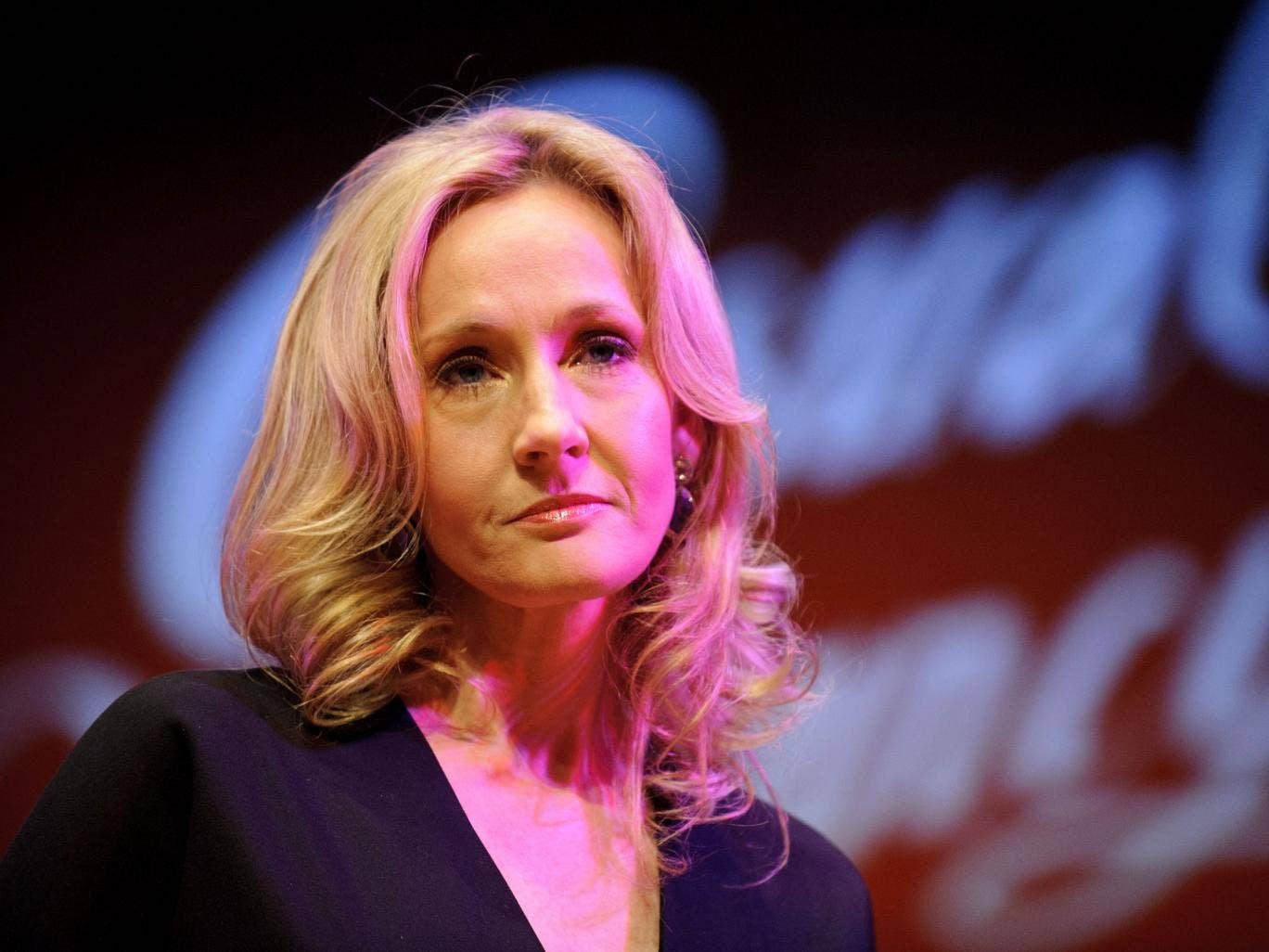 JK Rowling's Casual Vacancy did not qualify for a list of Scotland's 50 best books