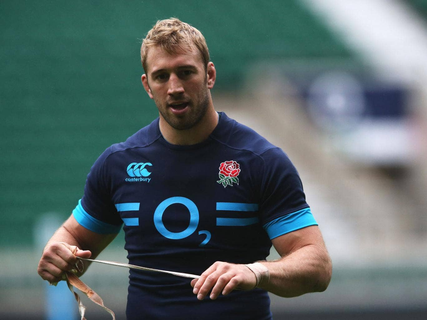 Chris Robshaw brings a welcome measure of consistency to the captain's role