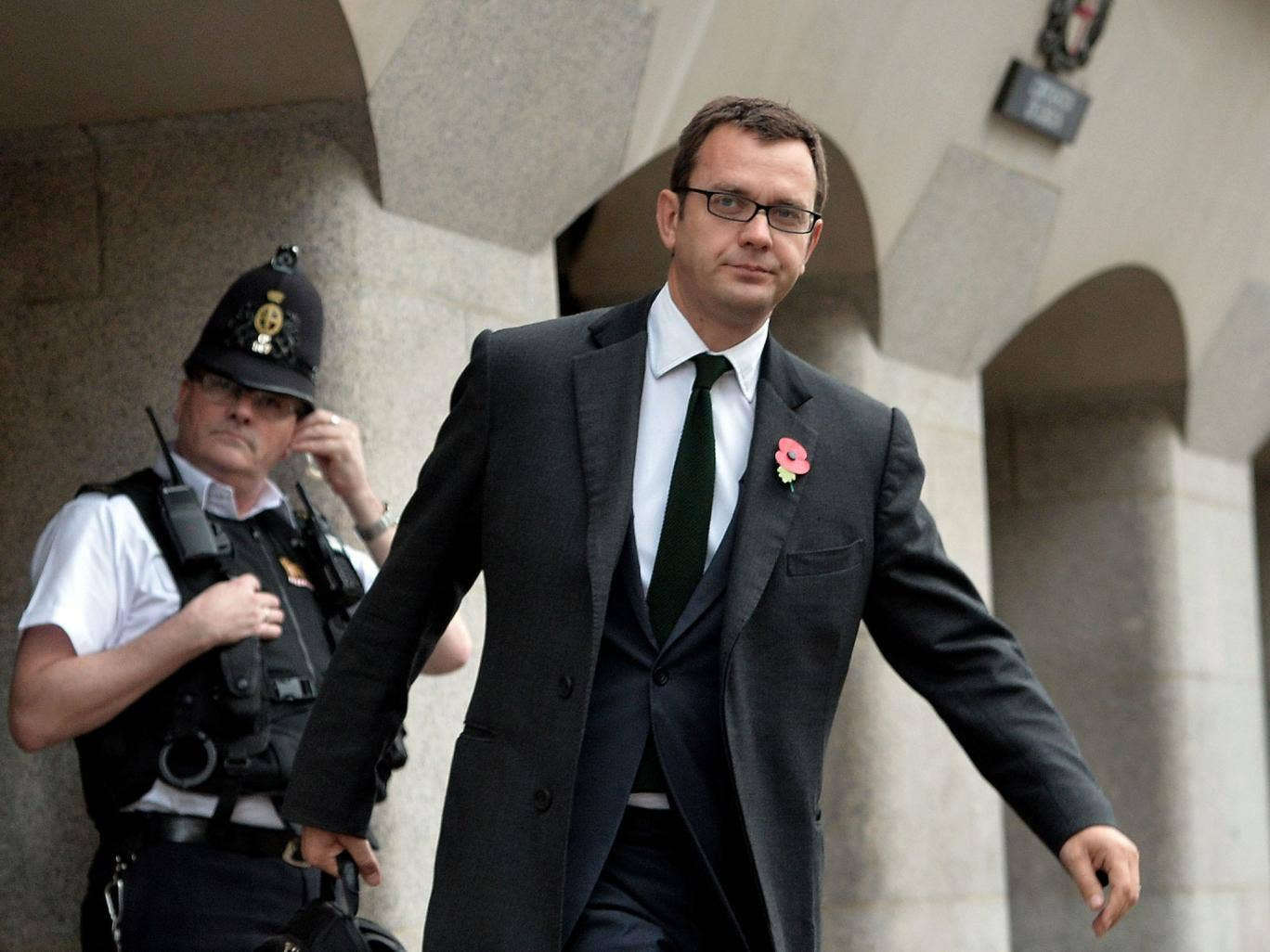Ex-NOTW editor Andy Coulson