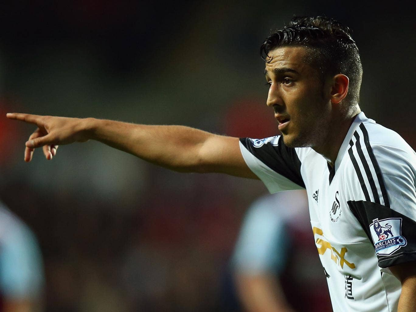 If a Swansea player went out in Cardiff, you'd be spotted, says Neil Taylor... You just save yourself the hassle