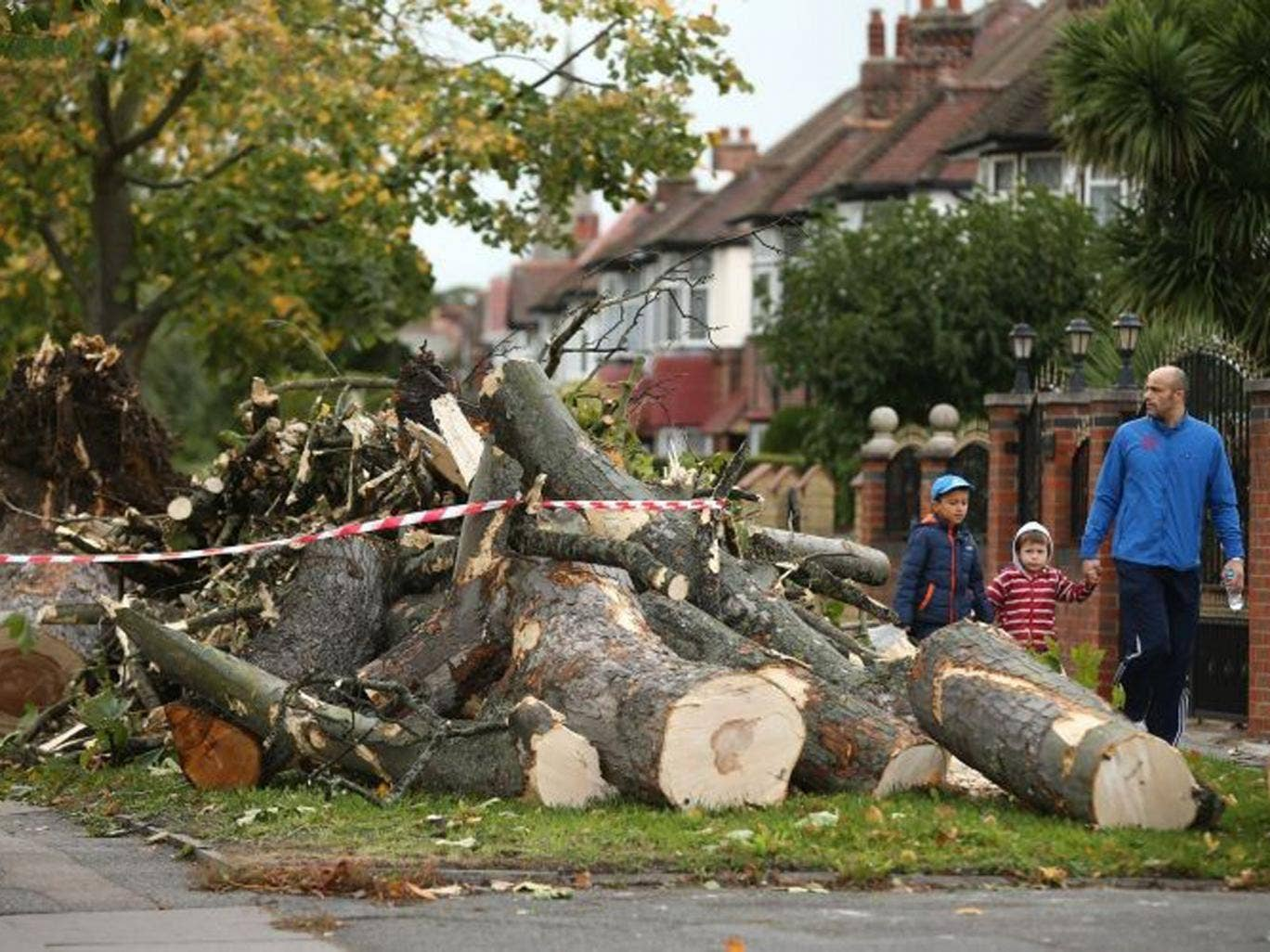 Last week's storm showed how much damage can be done by unforeseen events
