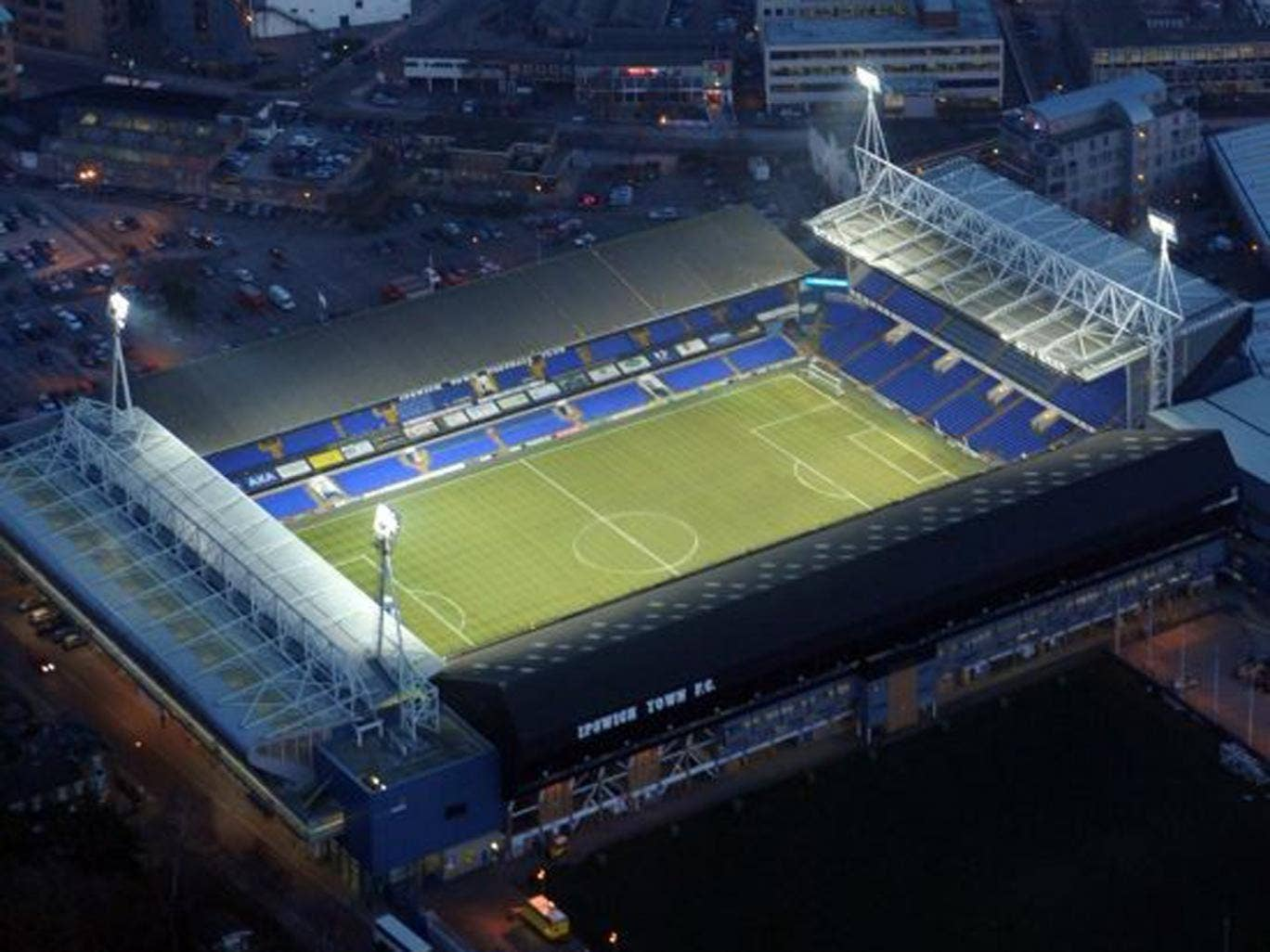 Ipswich Town Football Club provides 600 people with a living