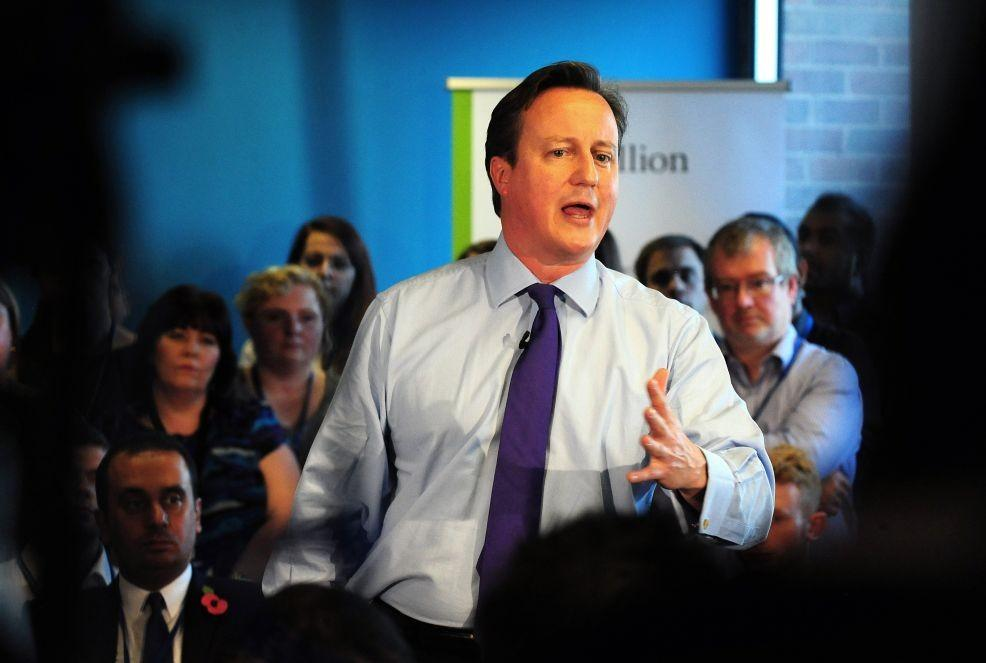 Iron laws of politics? No leader can survive in the public eye for more than seven years - but Cameron has been there for eight