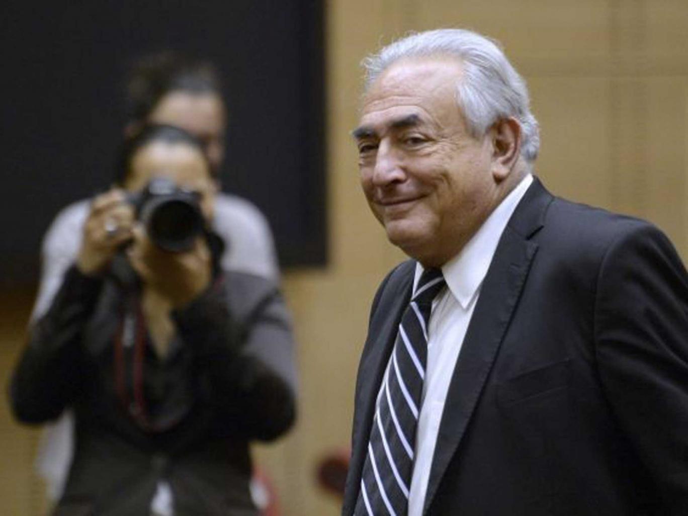 Dominique Strauss-Kahn: 'simple libertine activity'