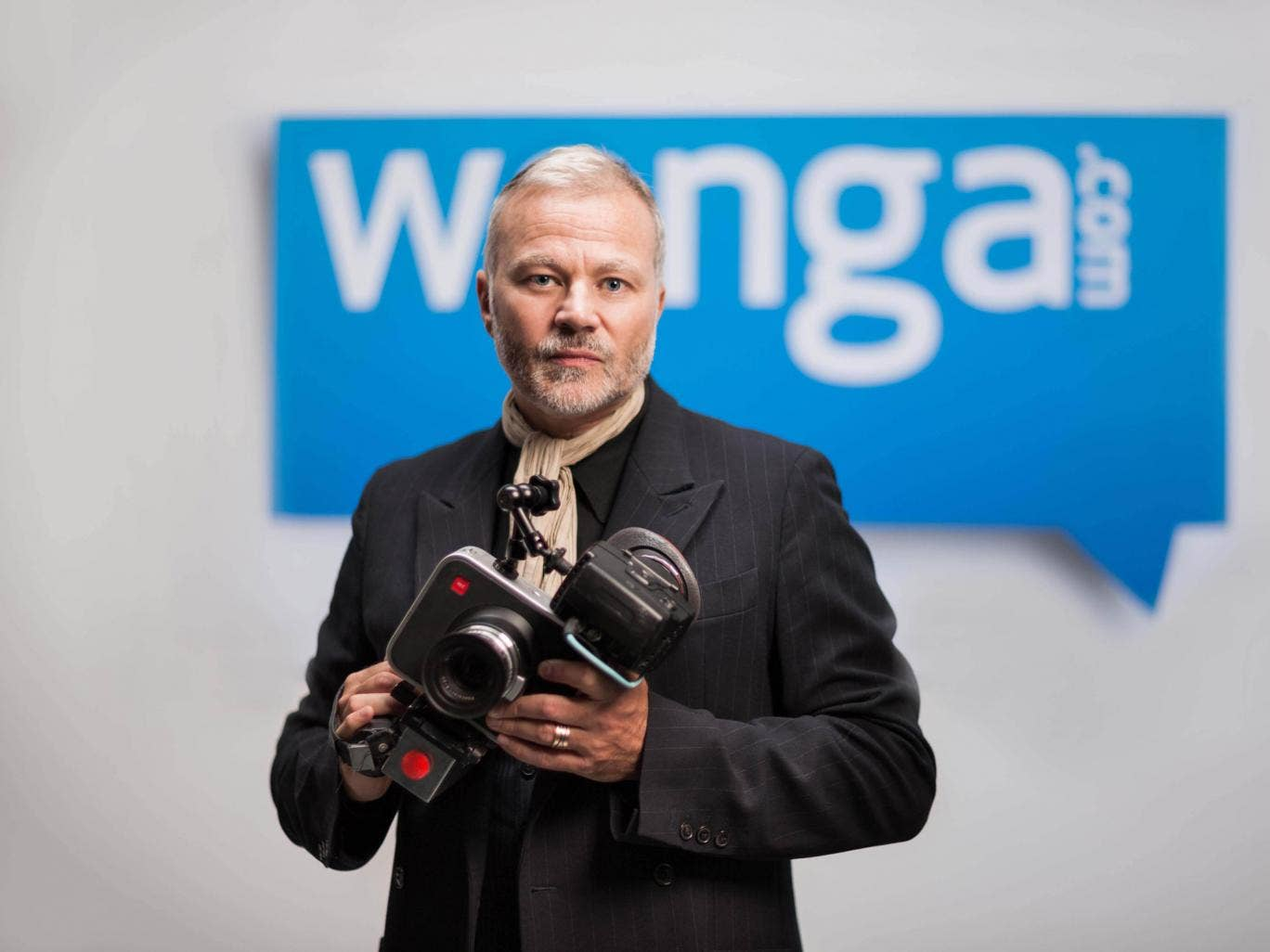 The Bafta-nominated director Gary Tarn has been brought behind the scenes at Wonga to make the film '12 Portraits'