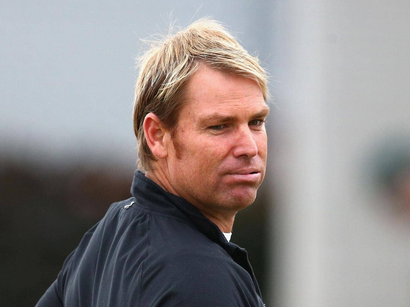 Shane Warne said Australia's Michael Clarke was 'the best captain in the world now'