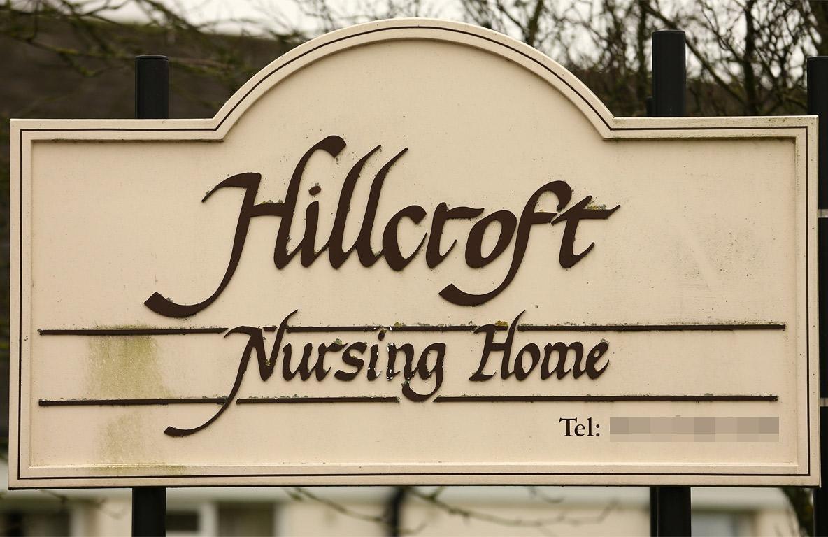 Hillcroft Nursing home in Slyne-with-Hest, near Lancaster