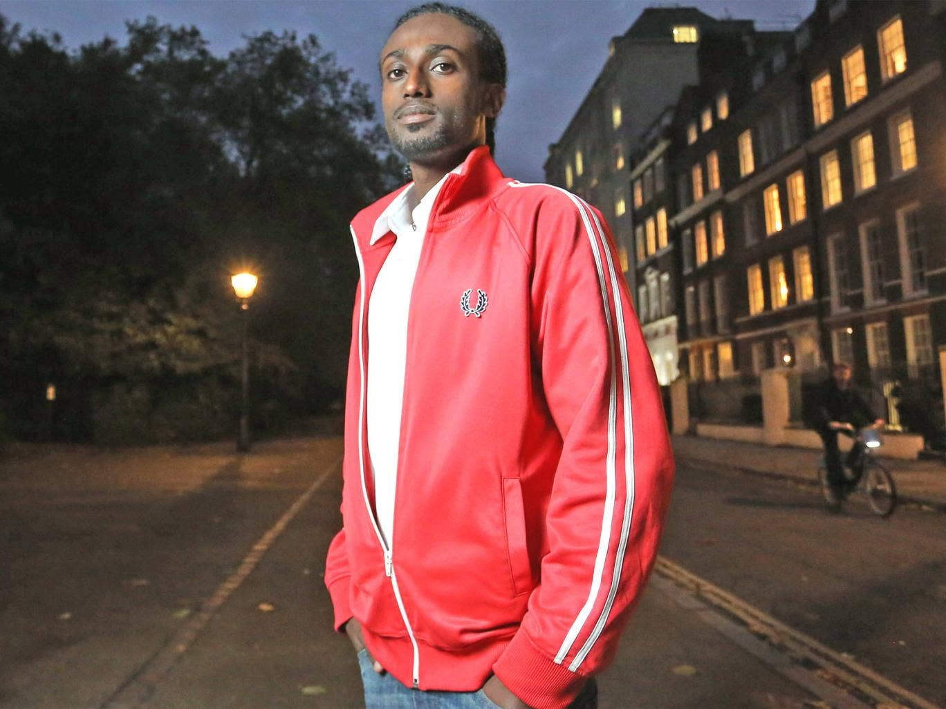 Yonas Kebede was abandoned by his father in the UK in 2004. He says he chose not to study to be a pilot at university because the fees are so high