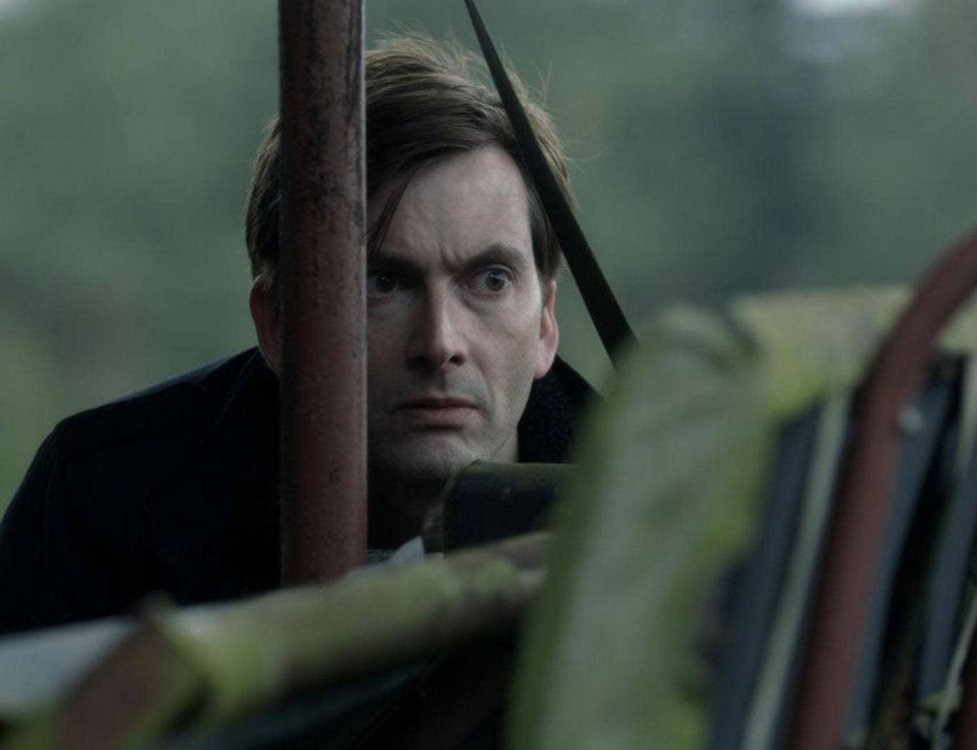 Worth a look: David Tennant as Will Burton in 'The Escape Artist'