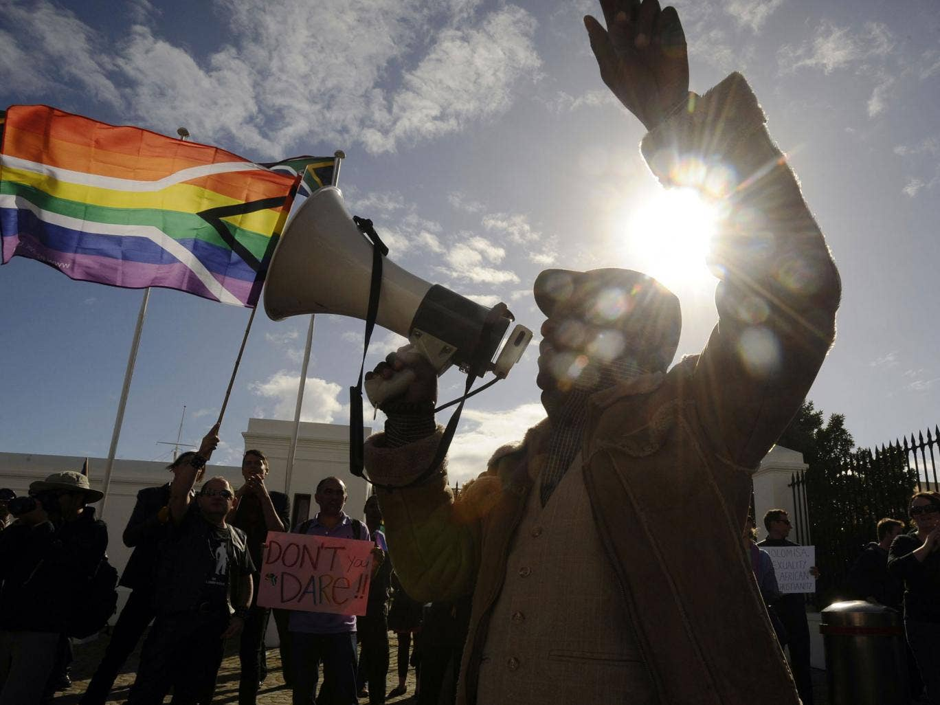 The European Union's highest court has ruled that the fear of imprisonment for homosexuality in African countries is grounds for asylum in the EU.