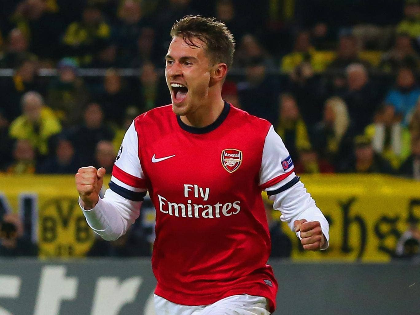 Arsenal midfielder Aaron Ramsey has claimed the Gunners have nothing to fear ahead of their trip to Manchester United