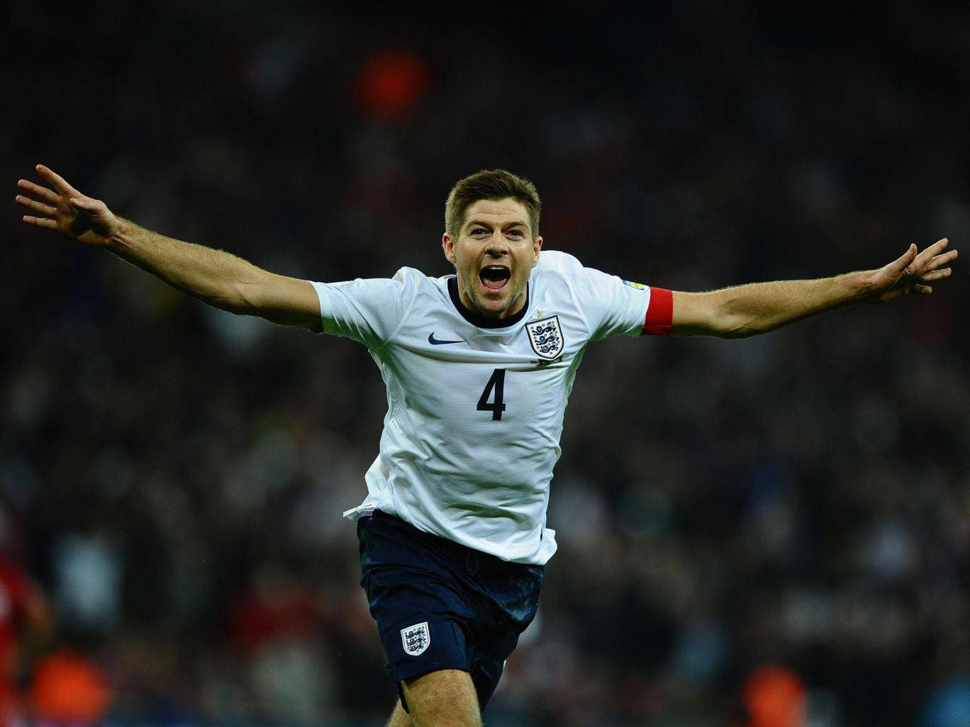 Liverpool manager Steven Gerrard has admitted that Steven Gerrard could retire from international football following England's 2014 World Cup campaign