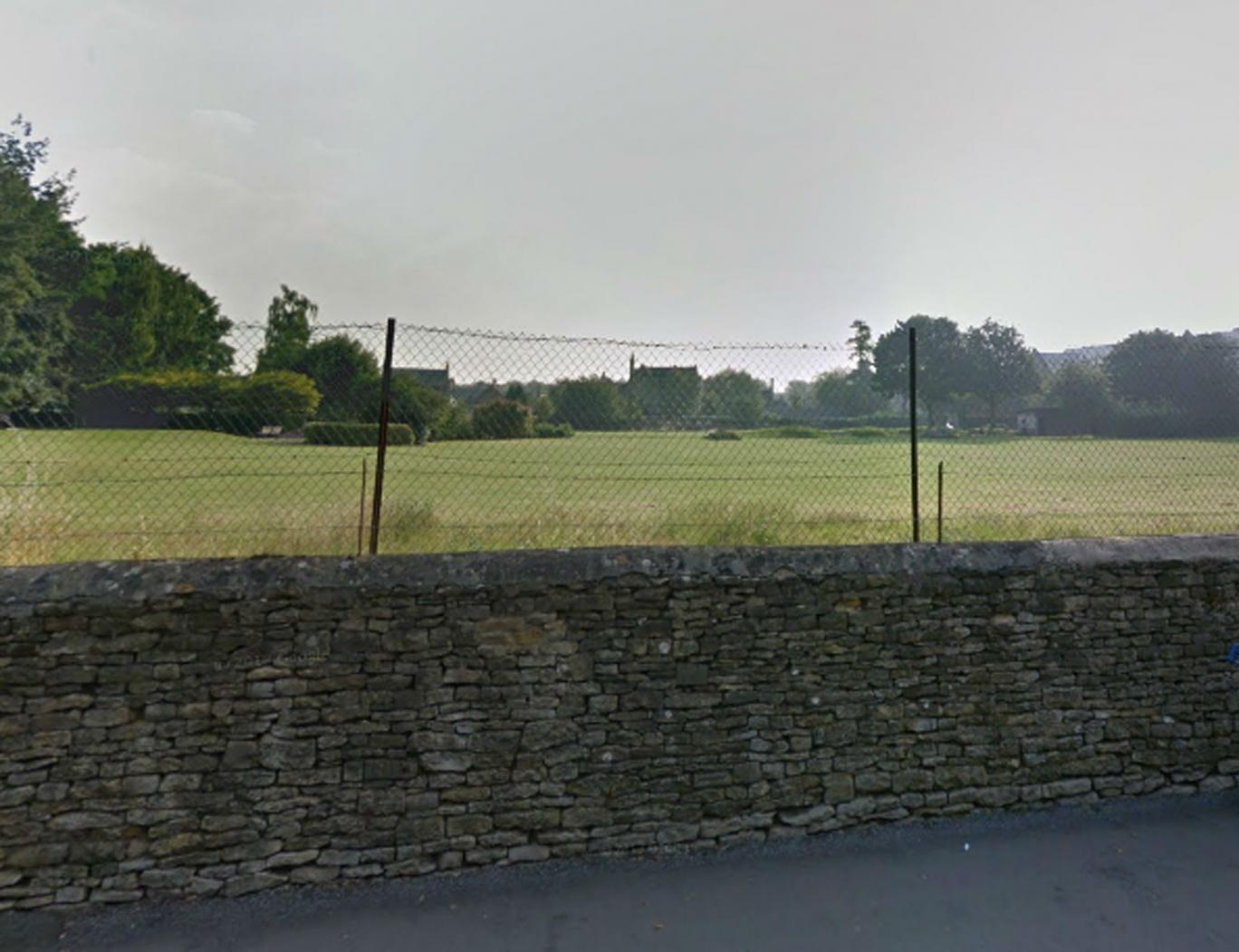 St Michael's Park, where Jasmine was found
