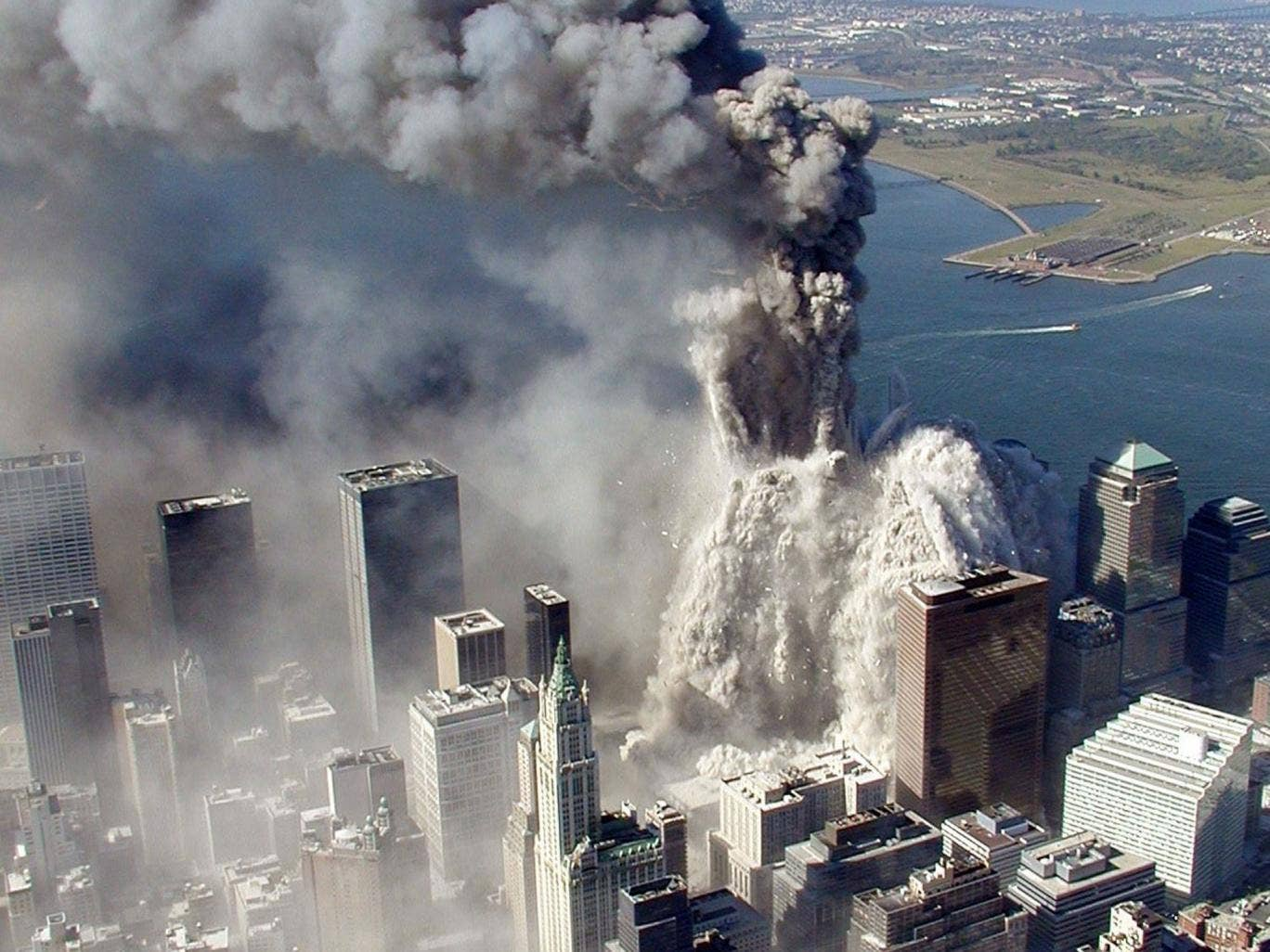 The CIA believe Abu Zubaydah was one of the planners of the 9/11 attacks on the World Trade Centre in New York and virtually every major attack by al-Qa'ida before that, including the 1998 US embassy bombings in East Africa
