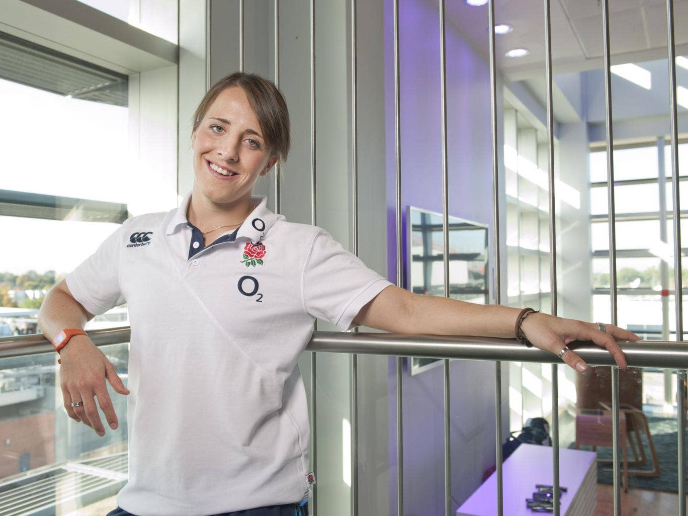 Katy McLean wants England to build for next year's World Cup