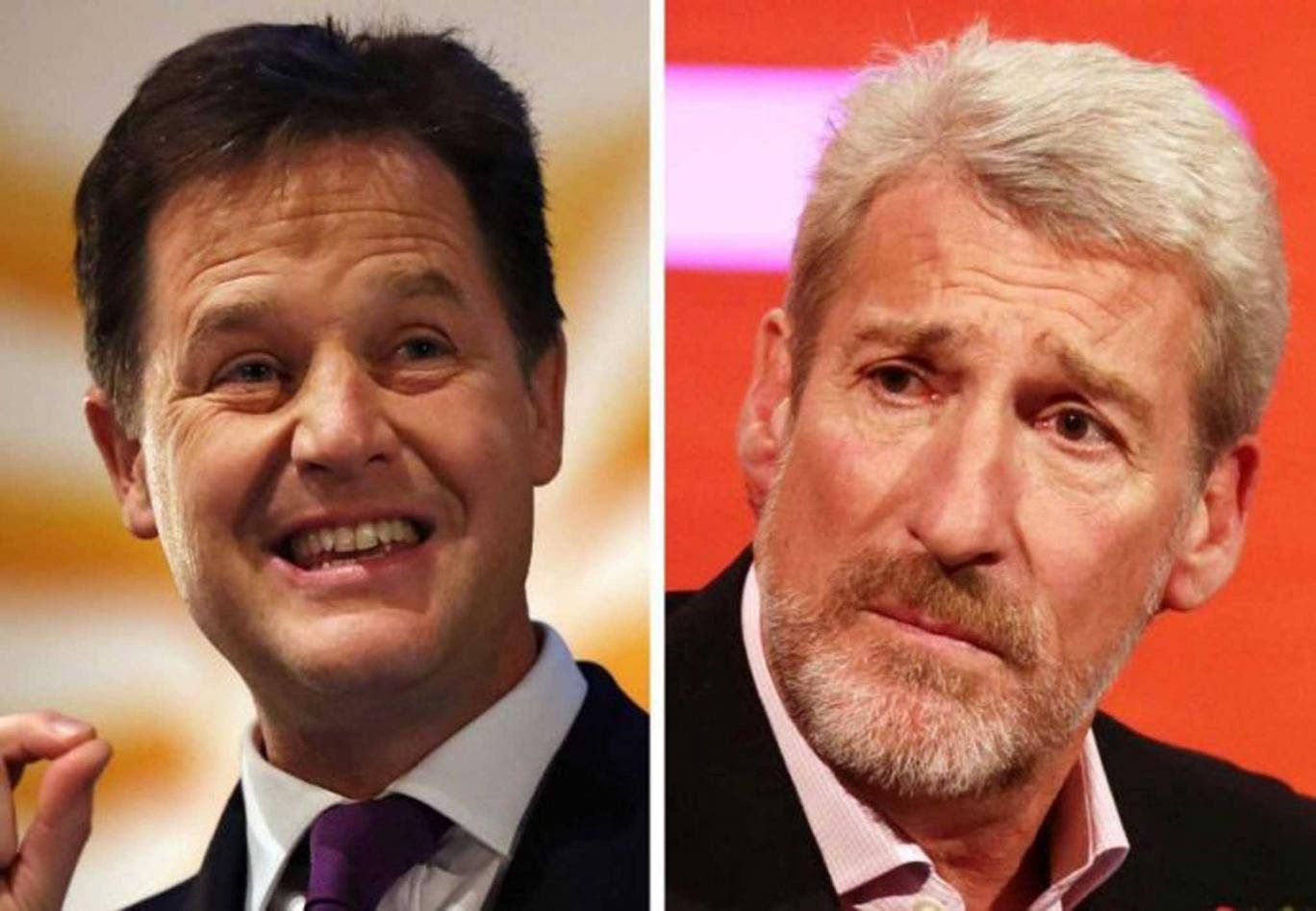 Jeremy Paxman's recent comment should not deter people from voting - even for Nick Clegg