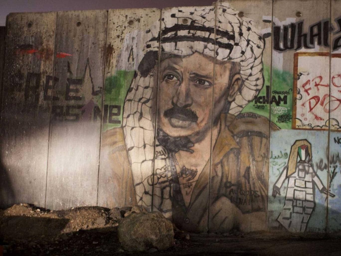 Foul play? The idea that the late PLO leader Yasser Arafat was poisoned is a mere trifle in the conspiracy stakes