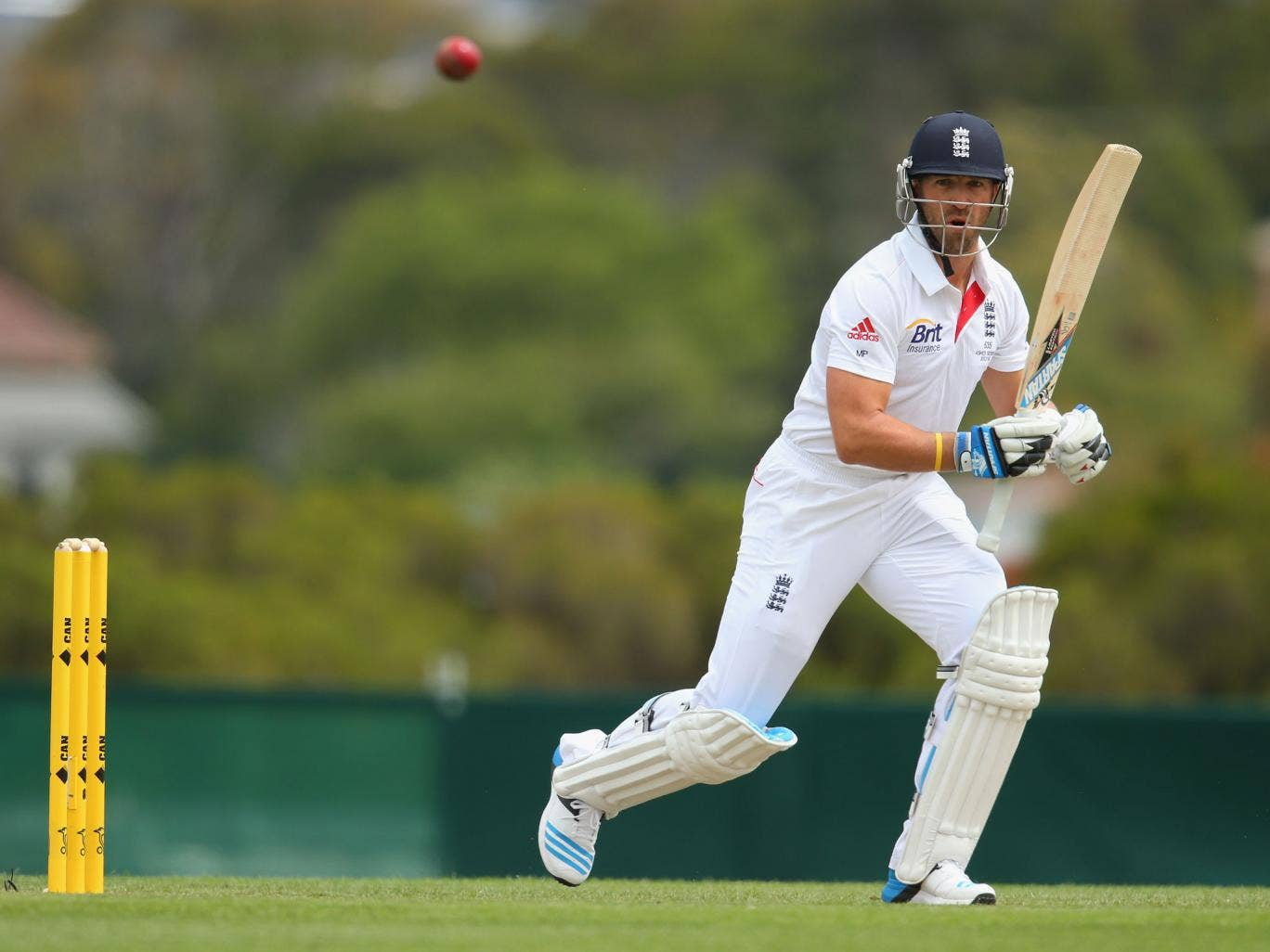 England will be without wicketkeeper Matt Prior for their final Ashes warm-up match
